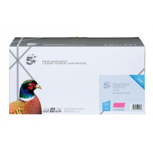 5 Star Compatible Laser Toner Cartridge Page Life 11000pp Magenta [HP No. 648A CE263A Alternative]