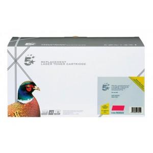 5 Star Compatible Laser Toner Cartridge Page Life 1000pp Magenta [Samsung CLT-M4072S Alternative]