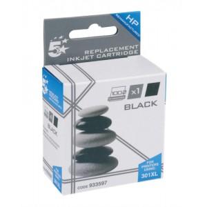 5 Star HP301XL InkCart Black CH563EE