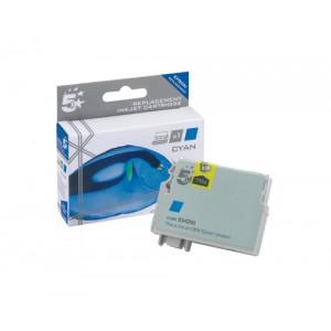5 Star Compatible Inkjet Cartridge Capacity 7ml Cyan [Epson T12924011 Alternative]