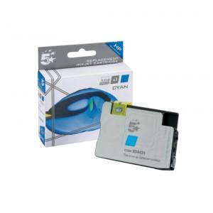 5 Star Compatible Inkjet Cartridge Page Life 825pp Cyan [HP No. 933XL CN054AE Alternative]