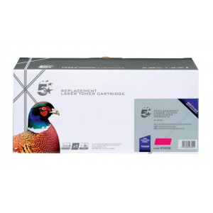 5 Star Compatible Laser Toner Cartridge Page Life 4000pp Magenta [Brother TN325M Alternative]