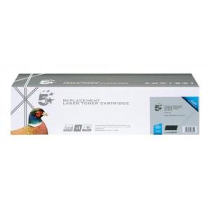 5 Star Compatible Laser Toner Cartridge Page Life 1200pp Black [HP No. 126A CE310A Alternative]