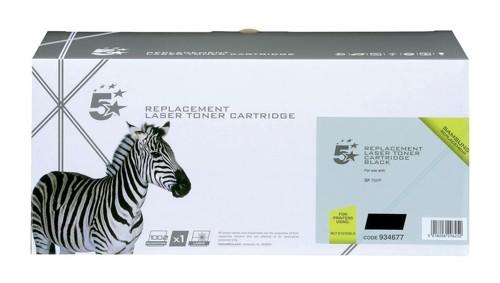 5 Star Compatible Laser Toner Cartridge Page Life 1500pp Black [Samsung MLT-D101S Alternative]