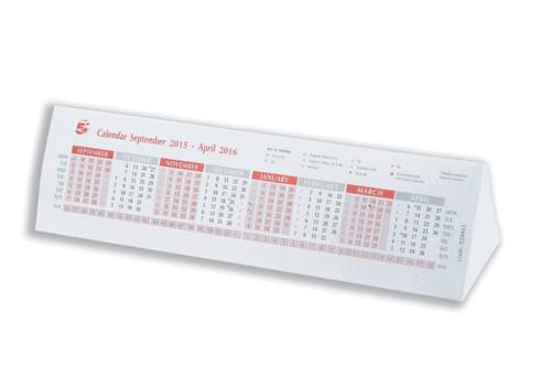 5 Star 2015 Computer Top Calendar