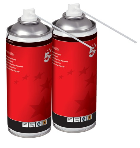 5Star HFC Spray Duster PK2