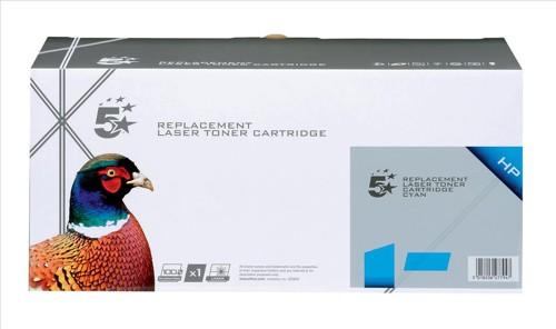 5Star HP 507A TonerCart CyanCE401A
