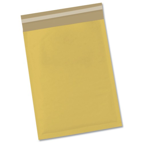 5 Star Bubb Lined Mailer Sz4 Gold pk50
