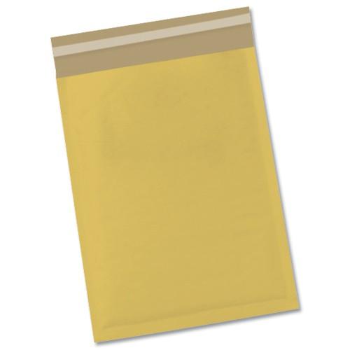 5 Star Bubb Lined Mailer Sz7 Gold pk50