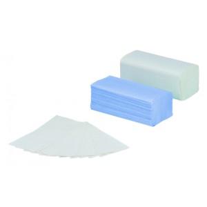 5 Star V Fold Hand Towel 1 Ply Blue