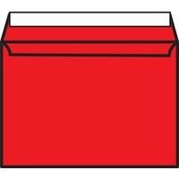 Pillarbox Red C5 P/Seal Envelope Pk250