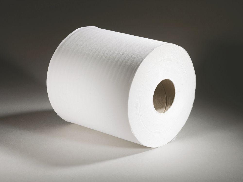 Toilet Rolls 2ply White 320 sht