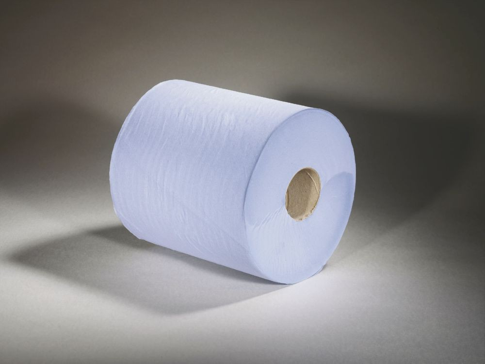 Centre Feed Blue 2ply 6 x330 Shts