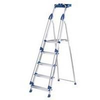 Abru Blue Seal 5 Tread Professional Aluminium Step Ladder 10505