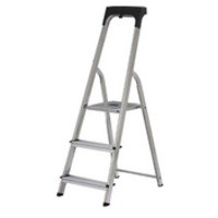 Abru Promaster Stepladder 3-Tread 60603