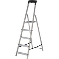 Abru Promaster Stepladder 5-Tread 60605