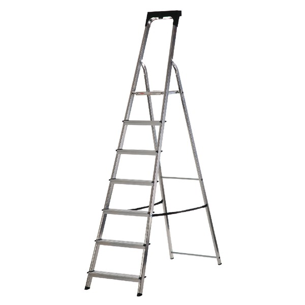 Abru Promaster Step Ladder 7-Tread 60607