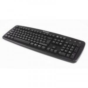 Acco Kensington Value Keyboard PS2/USB Black 1500109