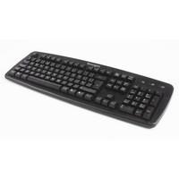 Acco Kensington Value Keyboard PS2/USB Black 1500109