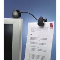 Acco Kensington Flexi-Clip Copyholder Black 62081