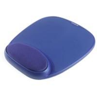 Acco Kensington Gel Mouse Rest Blue 64273