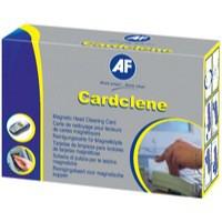 AF Card Clene Impregnated Plain Cards Pack of 20 ACCP020