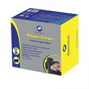 AF Phone Clene Wet/Wet Sachet Pack of 100 APHC100