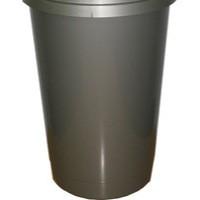 Addis Bullet Bin 50 Litre Base Grey 507825