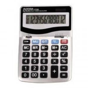 Aurora Desktop Calculator 12-digit DT303
