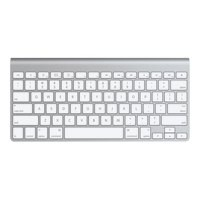 Apple Wireless Keyboard Silver/White MC184B/B