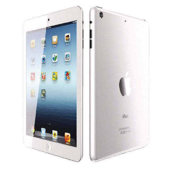 Apple iPad mini with Retina display 7.9 inch Tablet 32GB Wi-Fi and Cellular Silver ME824BA