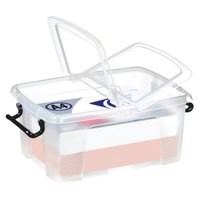 Strata Smart Box 12 Litre Clear HW671