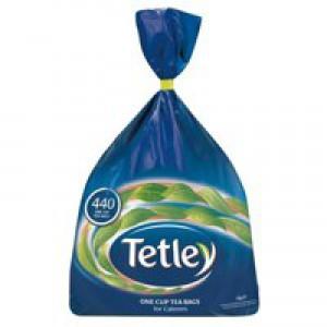 Tetley Tea Bags High Quality 1 Cup Ref A01352 [Pack 440]