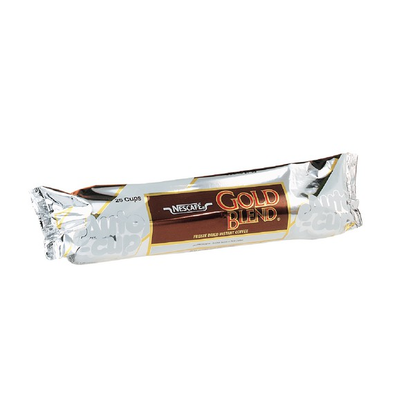Nescafe Gold Blend Vending Coffee White Pack of 25 A01905