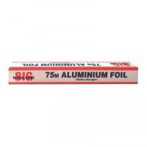 Catering Foil 45mm x75 Metres FP211