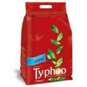 Typhoo One Cup Tea Bag Pack of 1100 CB029