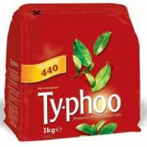 Typhoo One Cup Tea Bag Pack of 440 CB030