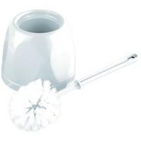 Toilet Brush and Holder White HB906