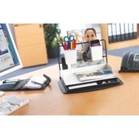 Avery All-in-One Desktop Organiser Pro Black/White ADT2BW