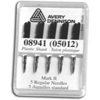 Avery Tagging Gun Needles Standard Pack of 5 05012