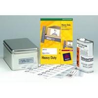 Avery Laser Label 99.1x139mm Heavy Duty 4 per Sheet Pack of 20 White L4774-20