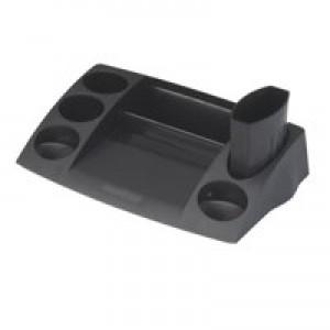 Avery DTR Desk Tidy W270xD152xH55mm Black Ref DR400BLK