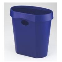 Avery Waste Bin 18 Litre Blue DR500