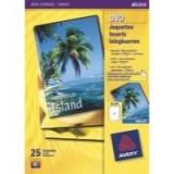 Avery DVD Case Insert White Pack of 25 J8437-25