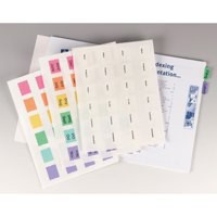 Avery Divider Printable Tabs Multi-Colour 05412501