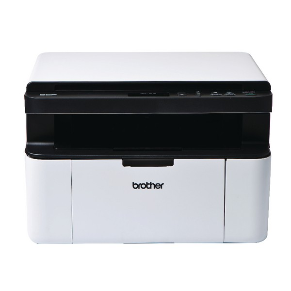 Brother Compact Mono Laser Printer Black/Grey DCP-1510