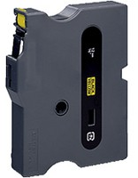 Brother P-Touch Label 18mm Black/Yellow TX641