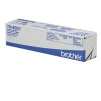 Brother Fax 8070P Laser Toner Cartridge Black TN8000