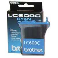 Brother MFC-890/MFC-580/MFC-590 Inkjet Cartridge Cyan LC-600C