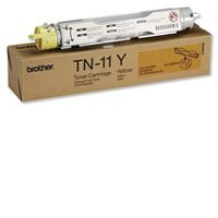 Image for Brother HL-4000CN Toner Cartridge Yellow TN11Y